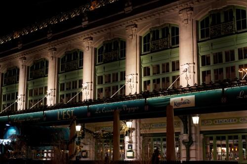 Une des 4 restaurants ouverts par Paul Bocuse.