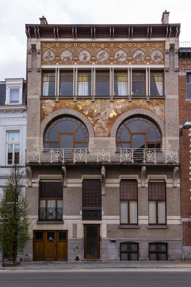 Victor horta et l art nouveau bruxelles for Art et maison figeac
