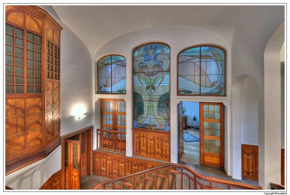 Victor horta et l art nouveau bruxelles for Hotel interieur