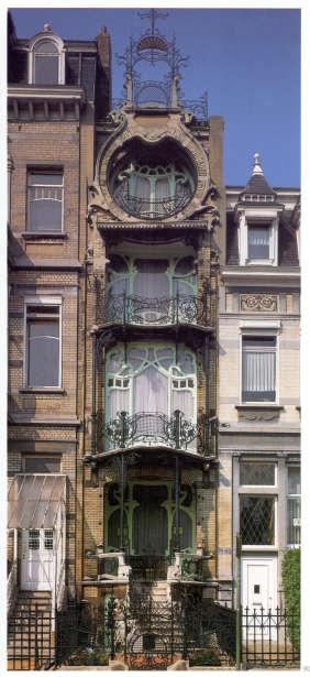 Victor horta et l art nouveau bruxelles for Maison deco belgique