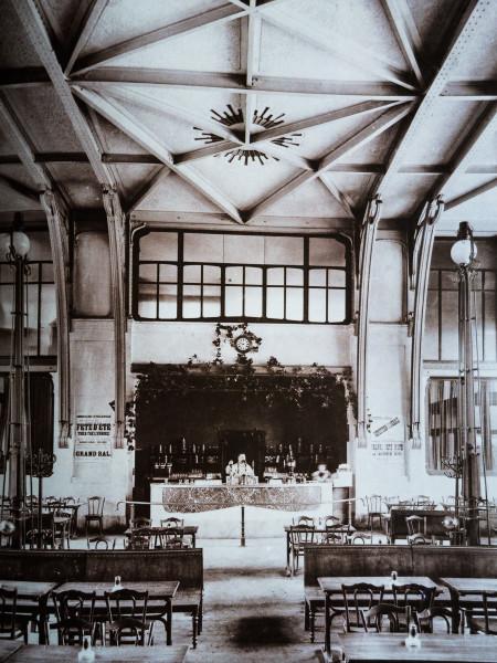 Maison du Peuple (Le café)