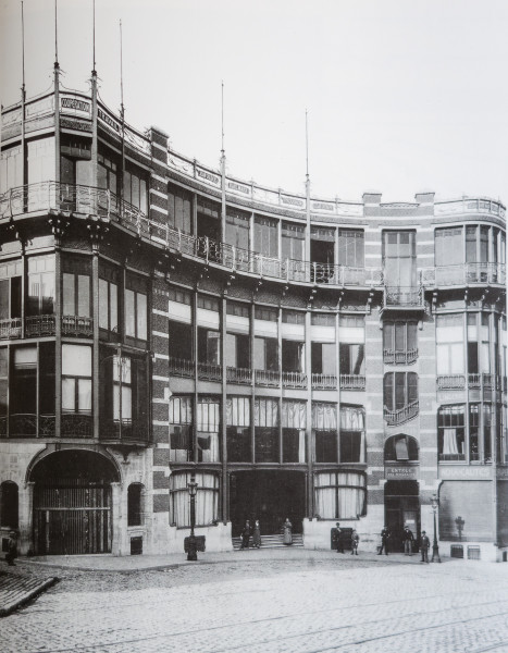 Maison du Peuple (façade)