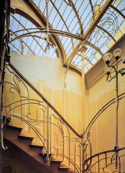 Musée Horta (escalier)