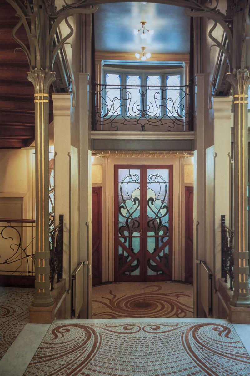 Victor horta et l art nouveau bruxelles for La maison de will smith