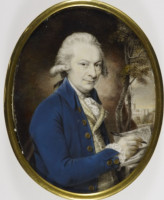 Paul Sandby, par Philip Jean (1787)