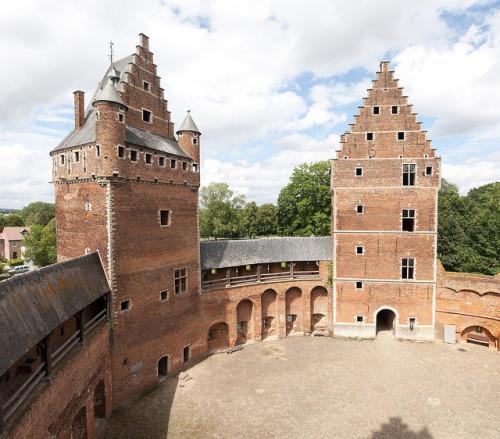 Beersel-chateau