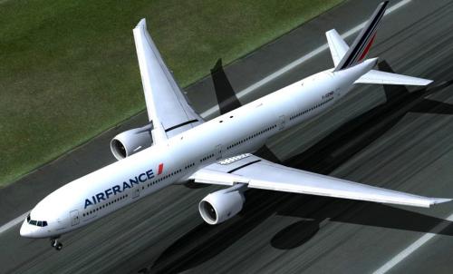 B777 300ER Air France