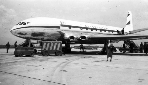 DH106 Comet UAT