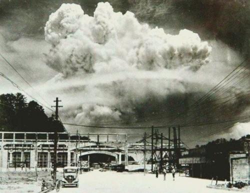 Nagasaki 20mn apres