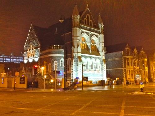 La Chapelle à Cardiff