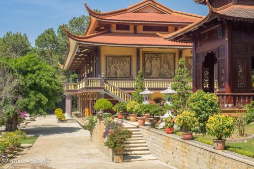 Monastère de Truc Lam (Dalat)