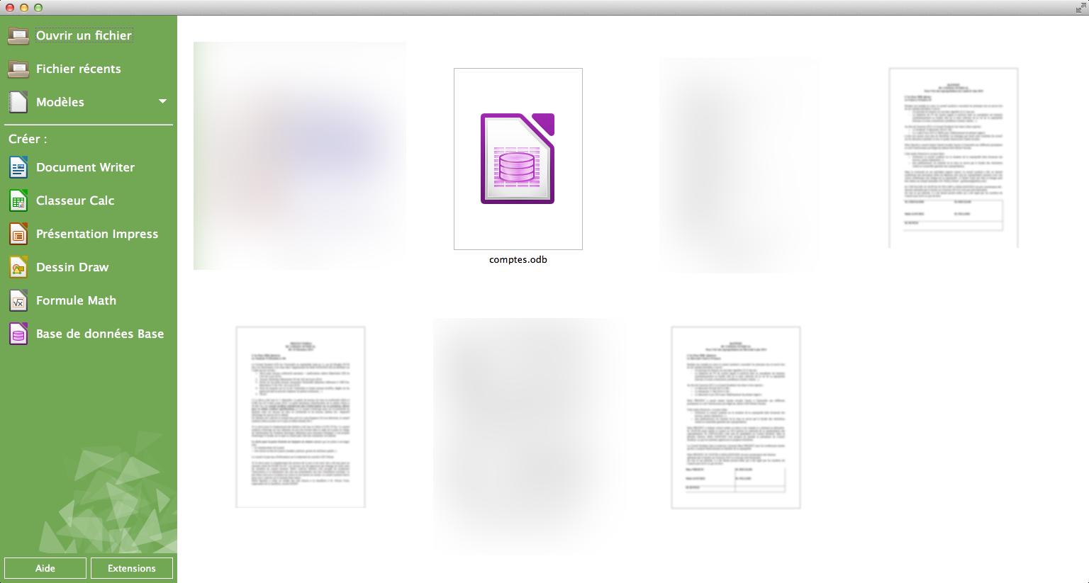 Libreoffice la bureautique pour tous et tous les besoins - Libre office pour windows ...