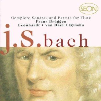 Bach flute Bruggen