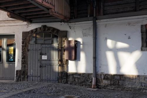 Anciens magasins Vallon Lausanne