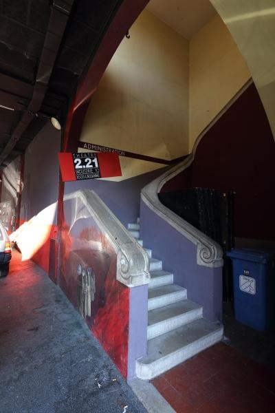 Theatre 2.21 rue de l'Industrie