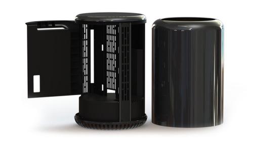 DuneCase-Boitier-PC-Cylindrique-design-nouveau-Mac-Pro